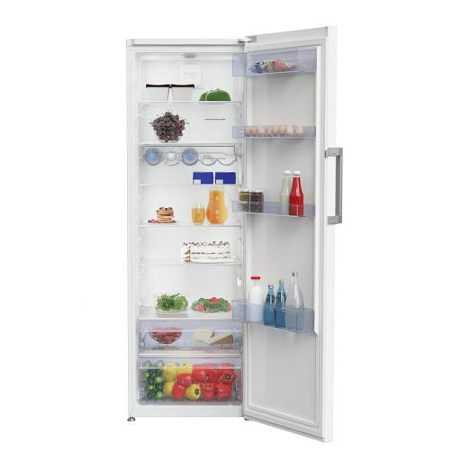 Beko Fridge Side by Side White 186cm RSNE445E33W - Fridges - GardeniaHomecentre
