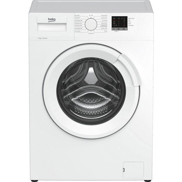 Beko W/M 7Kgs 1200rpm A+++  WTL72051W - Automatic Washing Machines - GardeniaHomecentre