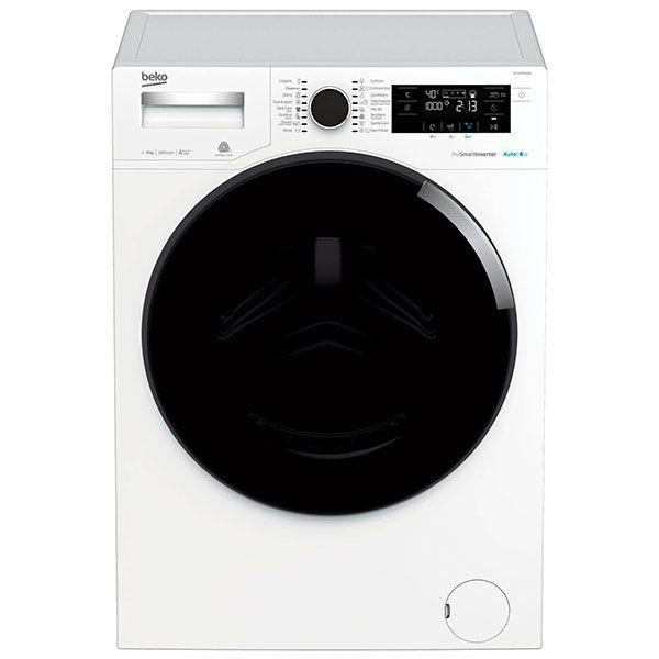 Beko W/M 9Kgs 1400rpm Inverter WTV9744XDW - Automatic Washing Machines - GardeniaHomecentre