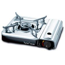 Bright Spark Portable Gas Stove BS110 - Small Appliances - GardeniaHomecentre