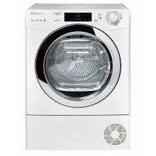 Candy 7KGS Tumble Dryer Heat Pump A+  SLIM  GVS4H7A1TCEX-S - Tumble Dryers - GardeniaHomecentre