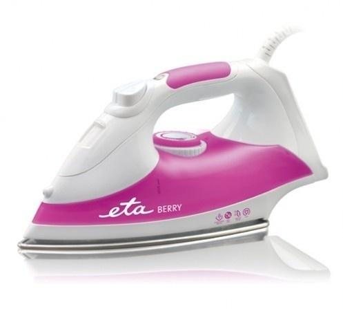 Eta Berry 2100W Steam Iron Stainless Steel Plate - Small Appliances - GardeniaHomecentre