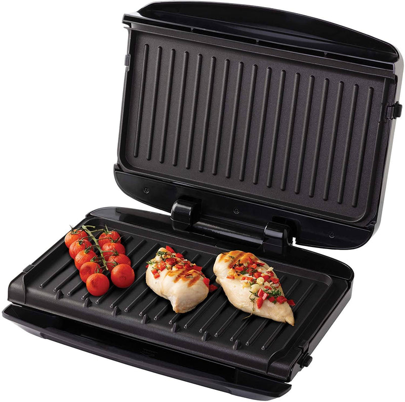 George Freeman Classic Removeable Plates Grill 24330 - Small Appliances - GardeniaHomecentre