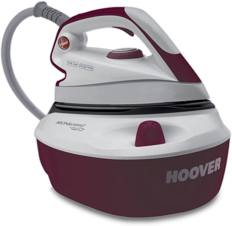 Hoover  Steam Iron Station Iron sbm4001 4.5 Bars - Small Appliances - GardeniaHomecentre