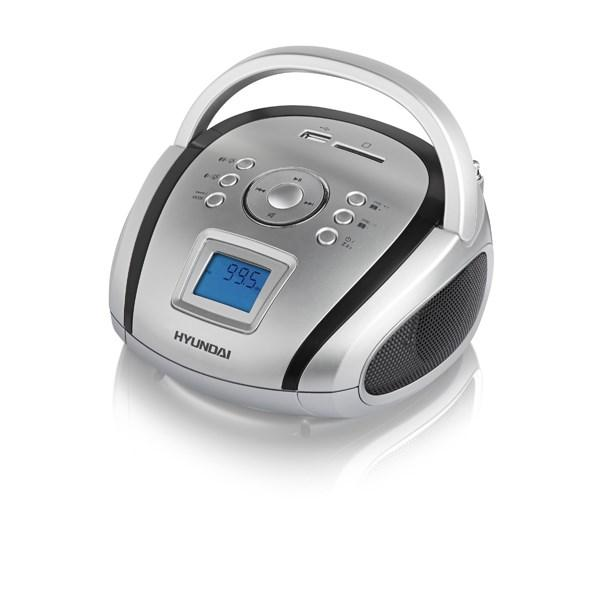 Hyundai Radio with USB and SD Slots TR1088 SU3SB - Portables - GardeniaHomecentre