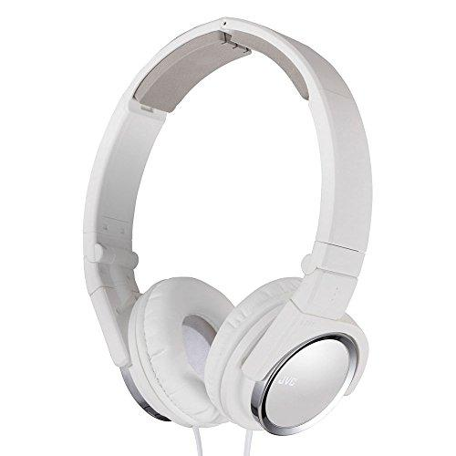 Jvc Carbon Nanotube On-Ear Headphones HA-S400w - Earphones - GardeniaHomecentre