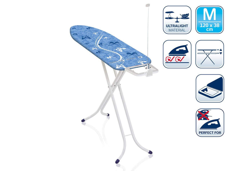 Leifheit Compact Ironing Board with free Russell Hobbs Iron - Small Appliances - GardeniaHomecentre