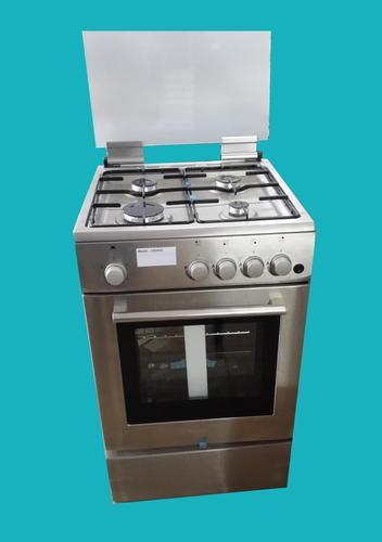 Parker's 50x50 Gas Cooker GI5050 S/Steel - Cookers - GardeniaHomecentre