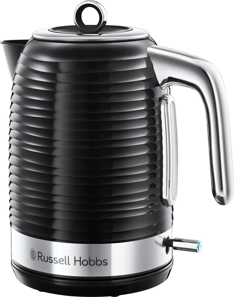 Russell Hobbs Inspire Pop Up 4 Slice Toaster Black 24381 - Small Appliances - GardeniaHomecentre