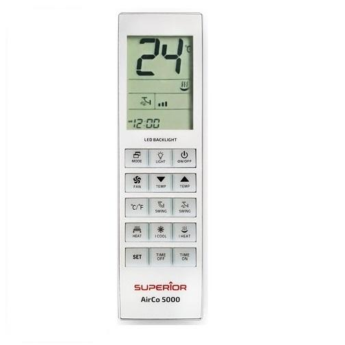 Superior Airco 5000 Universal Remote for Air Conditioners - Air Treatment Accessories - GardeniaHomecentre