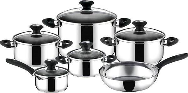 Tescoma Cookware Set Presto - Appliances - GardeniaHomecentre