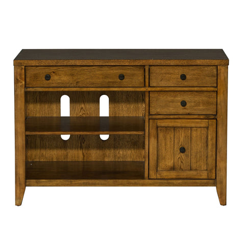Liberty Furniture Hearthstone Ridge Computer Credenza