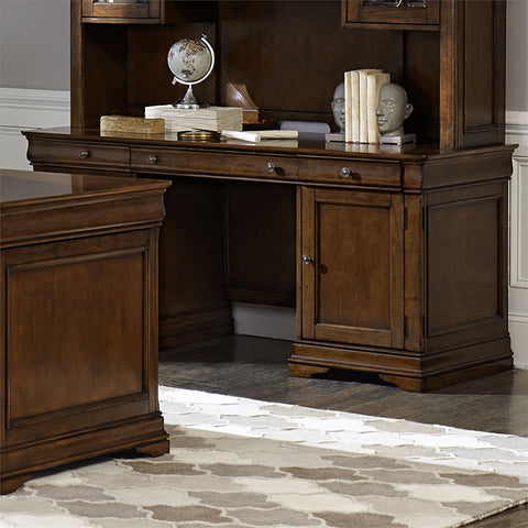 Liberty Furniture Chateau Valley Jr Executive Credenza Base