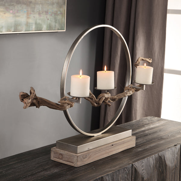 Uttermost Ameera Twig Candleholder