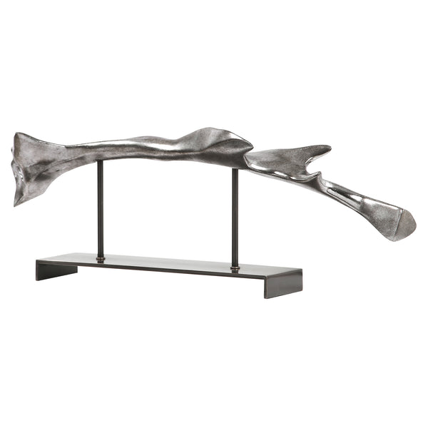 Uttermost Prabal Silver Sculpture