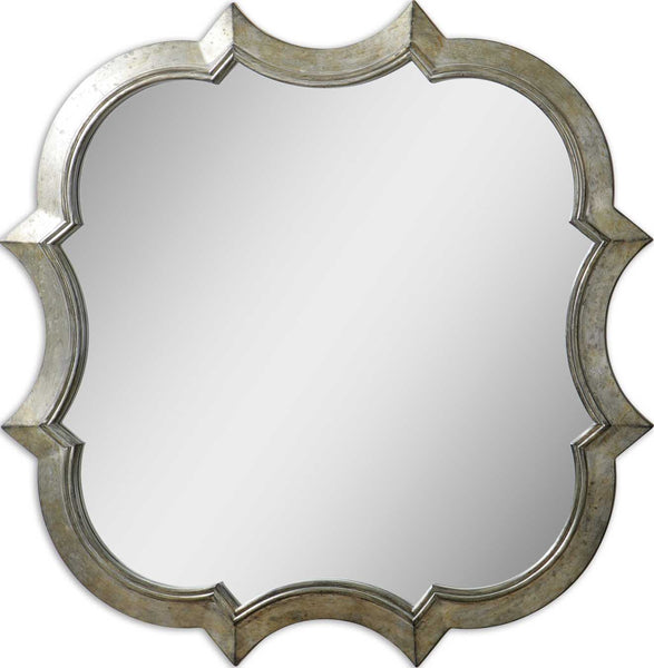 Uttermost Farista Antique Silver Mirror