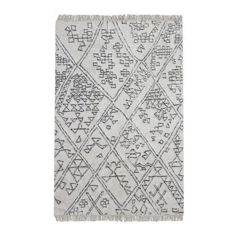 Uttermost Campo Ivory 5 X 8 Rug