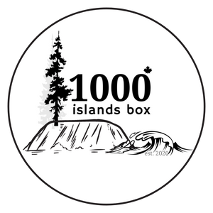 1000 Islands Box, locally curated products from makers from the 1000 Islands Region