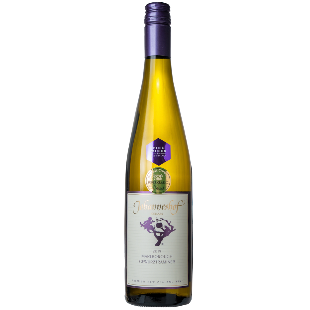 Johanneshof 2019 Gewürztraminer From Johanneshof Cellars Marlborough