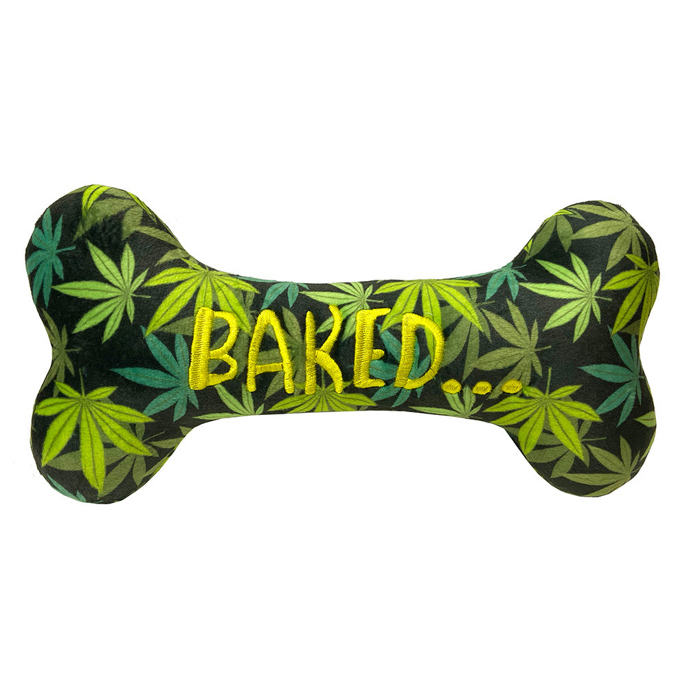 "Load image into Gallery viewer, ""Baked"" Weed Bone"