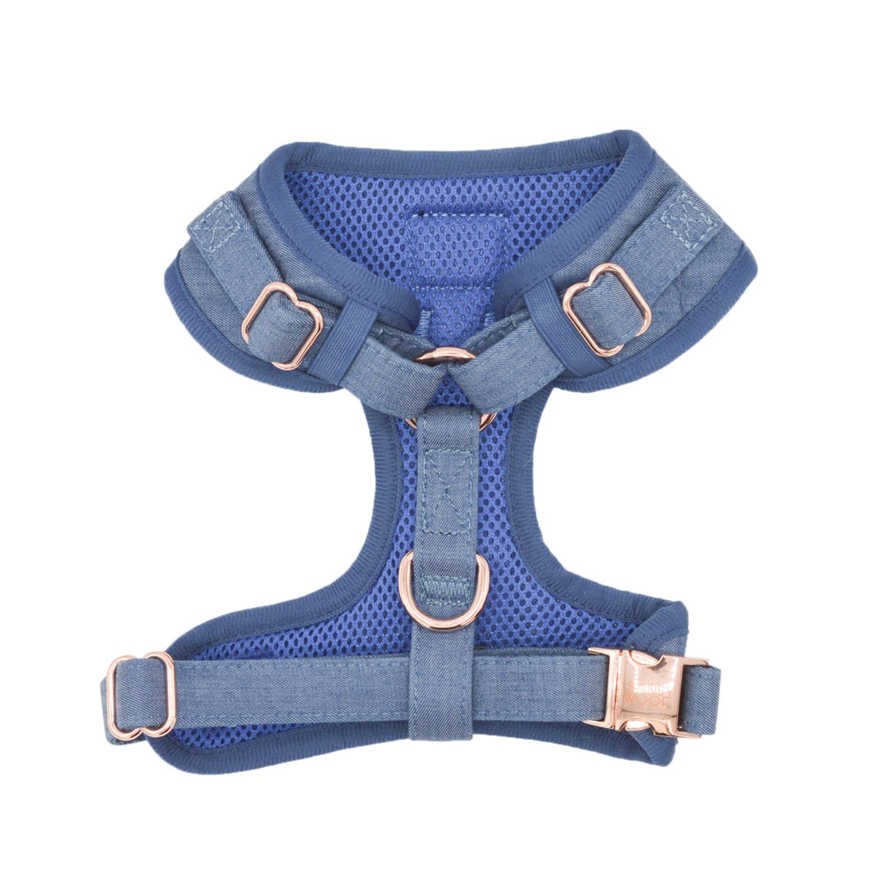 'Denim' Adjustable Harness