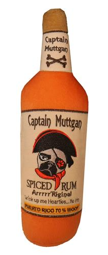 Load image into Gallery viewer, Captain Muttgan Rum