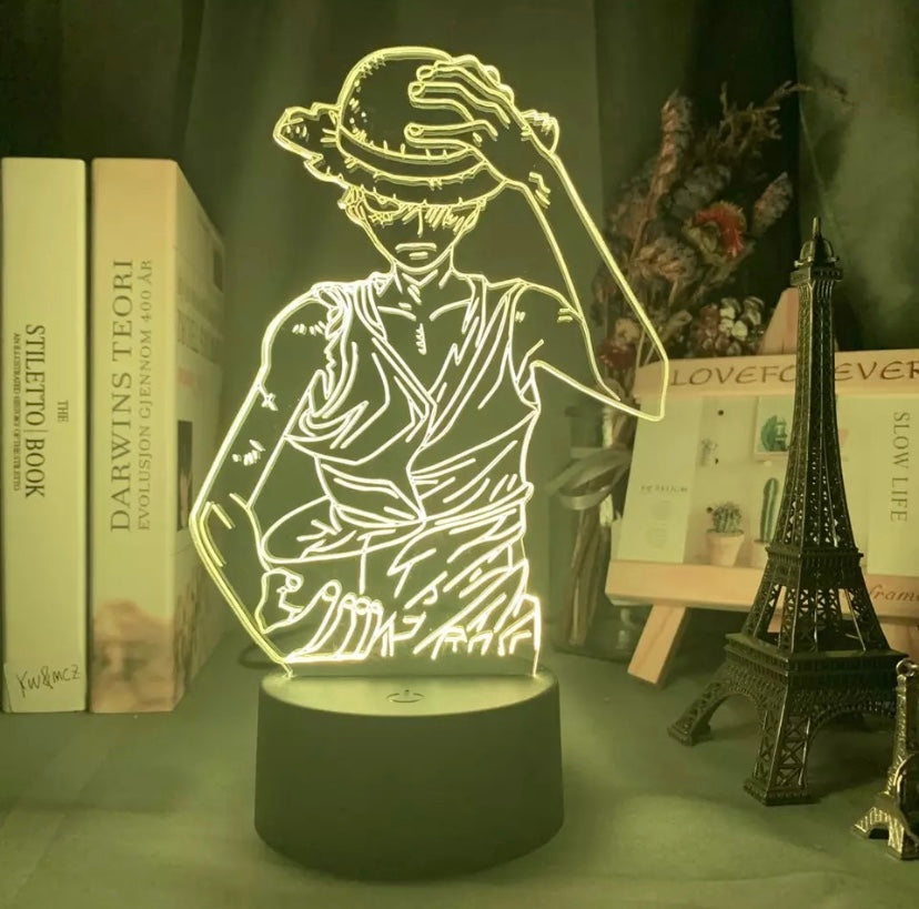 Luffy LED Lamp v1