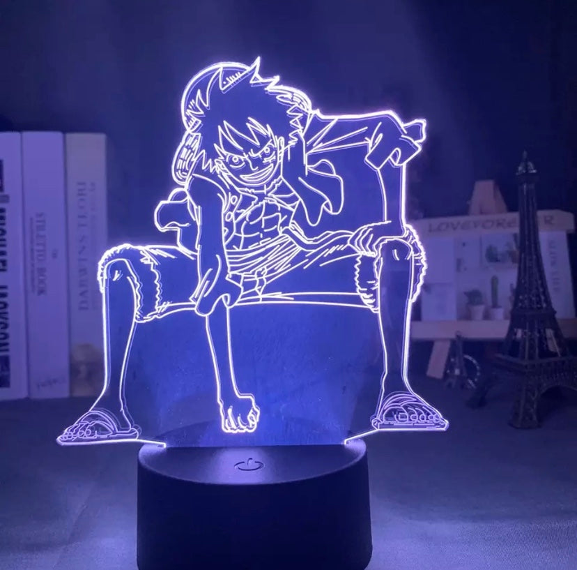 Luffy LED Lamp v2