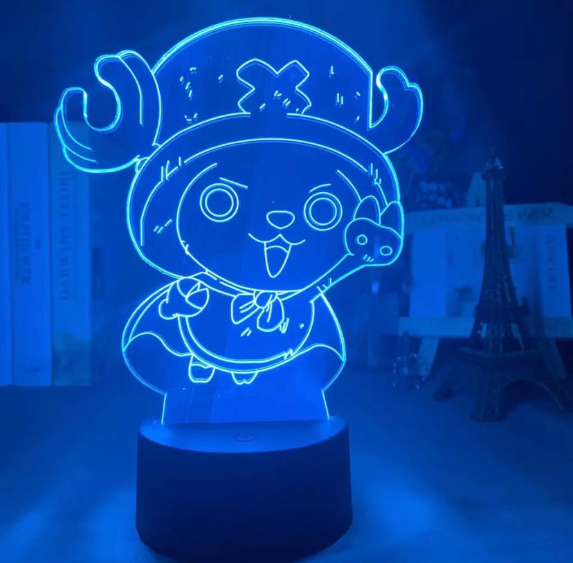 Chopper LED Lamp