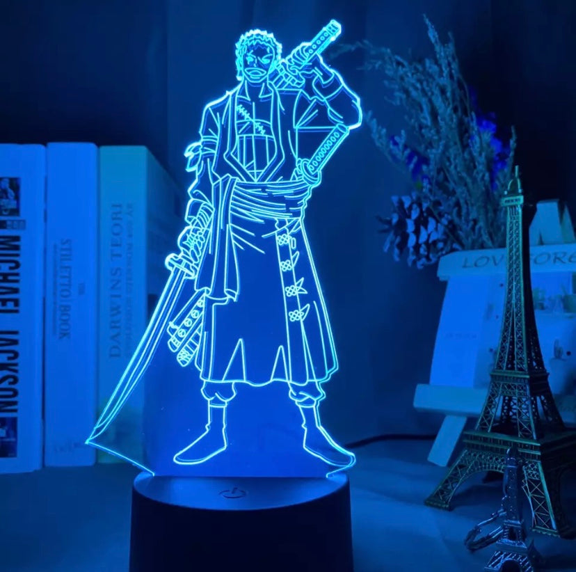 Zoro LED Lamp