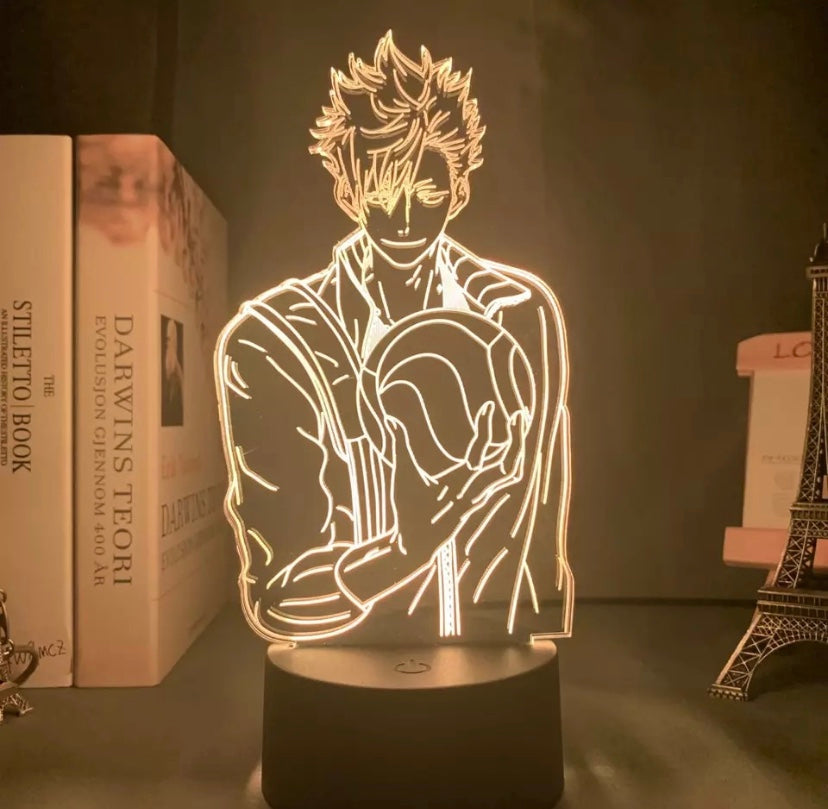 Kuroo LED Lamp