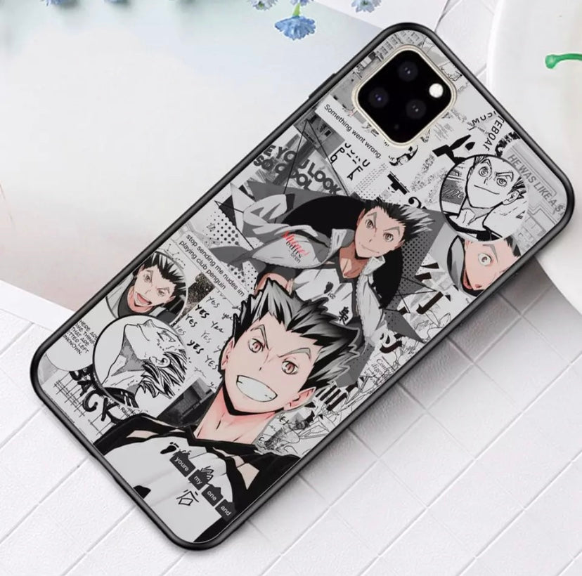 Bokuto iPhone Case