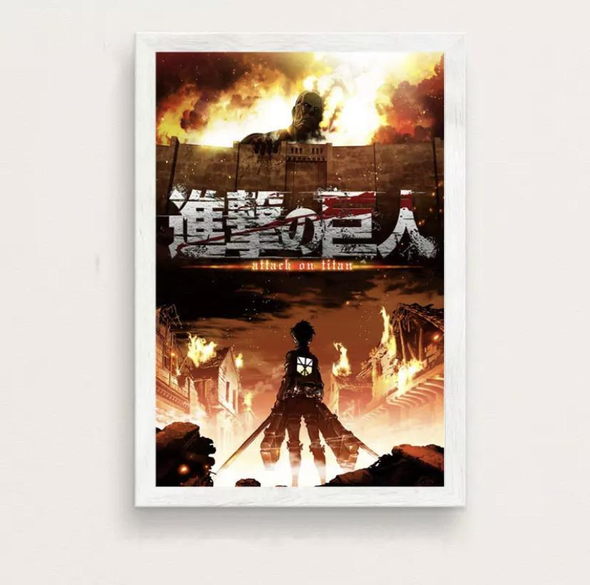 Attack on Titan Poster  v1