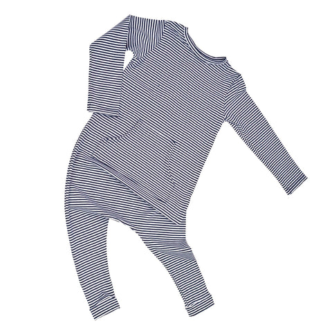 kids romper - striped