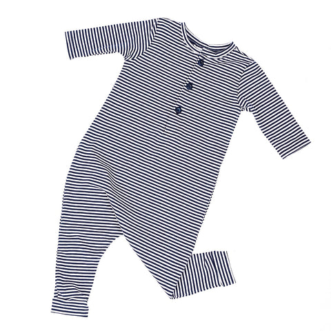baby romper - striped