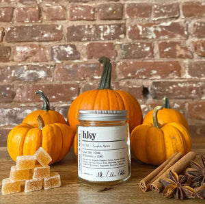Load image into Gallery viewer, Halsey Hlsy Co Pumpkin artisan crafted CBD gummies AllayBox CBD subscription box