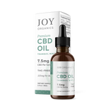 Joy Organics Mint CBD Oil Tincture AllayBox subscription box boutique