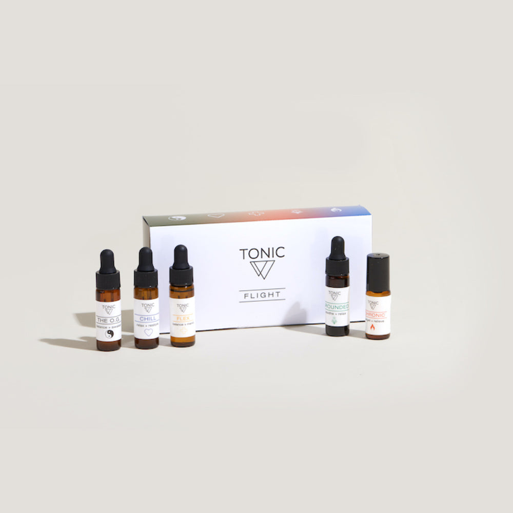 TONIC Flight Kit