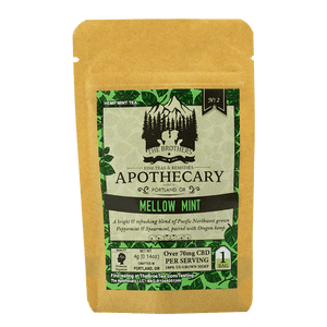 Load image into Gallery viewer, The Brothers Apothecary 'Mellow Mint' CBD Tea