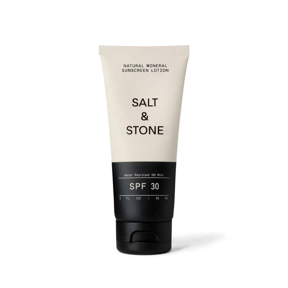 Salt & Stone SPF 30 Natural Mineral Sunscreen Lotion