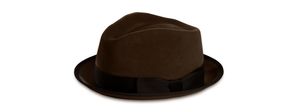 hat-brown