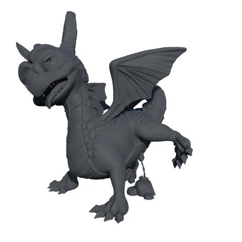 [Digital] NSFW Leaky Spyro 01 [STL]