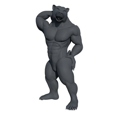 Preposed Bear 01 [SFW]