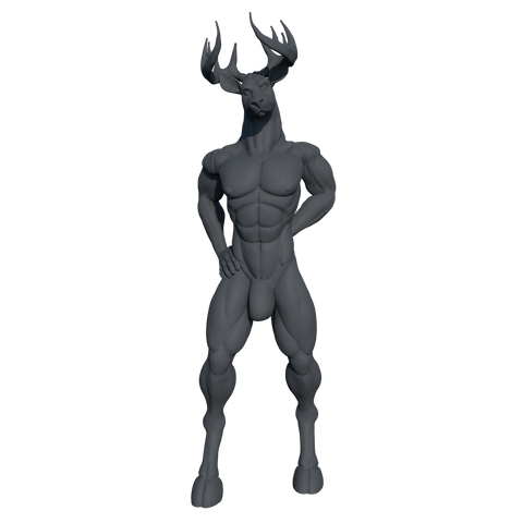 Preposed Stag 02 [SFW]