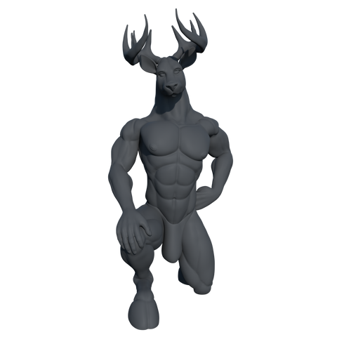 Preposed Stag 03 [SFW]