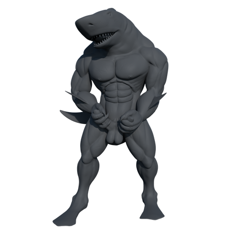 Preposed Shark 04 [NSFW]