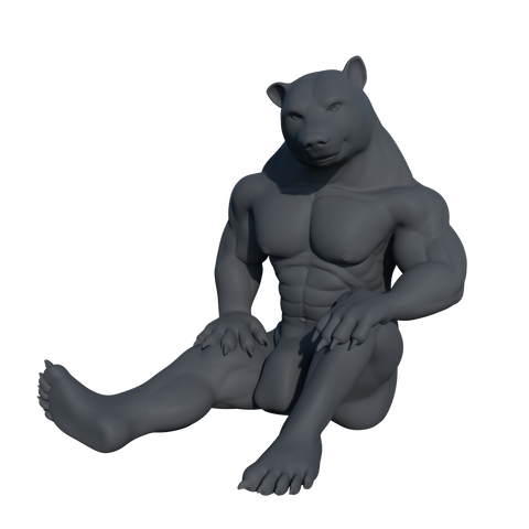 Preposed Bear 05 [SFW]