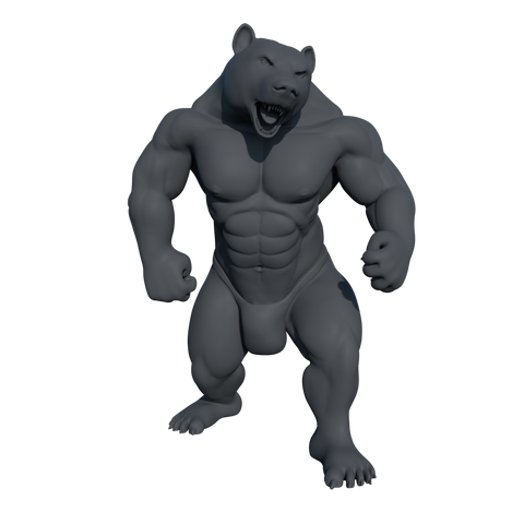 Preposed Bear 06 [SFW]