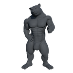Preposed Bear 07 [SFW]