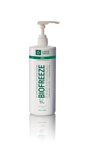 HYGENIC/PERFORMANCE HEALTH BIOFREEZE® PROFESSIONAL TOPICAL PAIN RELIEVER